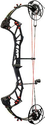 PSE Evolve-Available in four models in the PSE 2017 Pro Series (the Carbon Air 34 ECS; Carbon Air 32 ECS; Evolve; and Evolve 35), the these bows bring such technology as PSE's Wide-Track Limb System and the company's WedgeLock Speed Pocket into play. The result is another top-flight performer from PSE Archery that gives shooters the best of bow performance, shooting consistency and personal comfort on the range or in the field.
