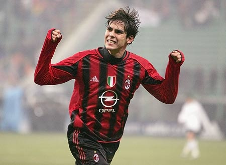 Great player at Milan