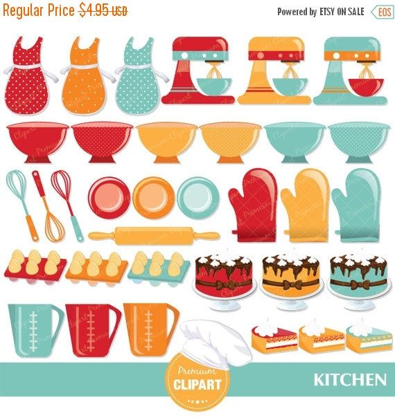 "Baking elements clipart set! This clipart set is just what you needed for the perfect event & invitation creations, scrapbook, party themes and much more!  --------------------------------- CONTINUE SHOPPING HERE https://www.etsy.com/shop/Premiumclipart ---------------------------------  * YOU WILL RECEIVE: --------------------------------- - This collection includes 35 clipart elements. - Each clipart saved separately in 6""x6"" 300 dpi PNG files, transparent background - Each clipart saved…"
