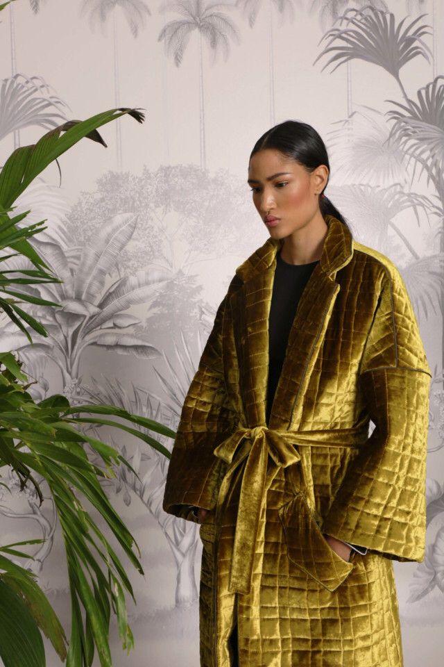 Johanna Ortiz #VogueRussia #readytowear #rtw #fallwinter2018 #JohannaOrtiz #VogueCollections