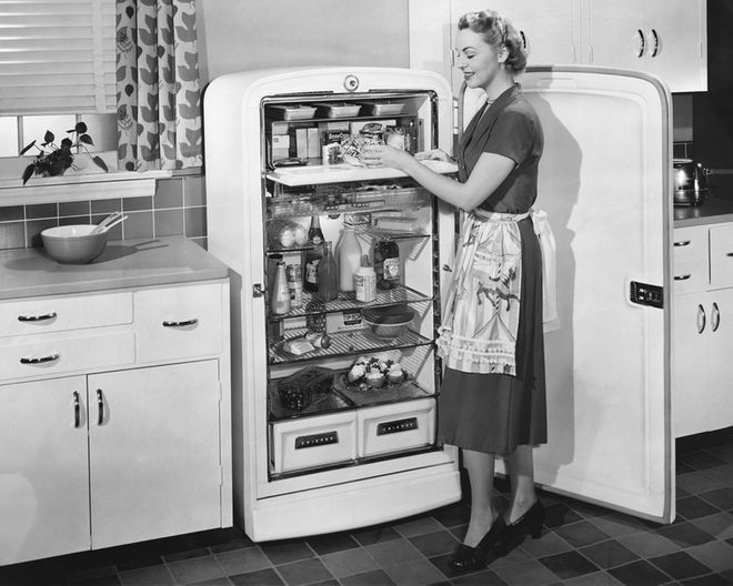 superior Kitchen Appliance Movers #8: 1000+ ideas about Modern Refrigerators on Pinterest | Undercounter  refrigerator, Kitchen appliances and Kitchen ideas