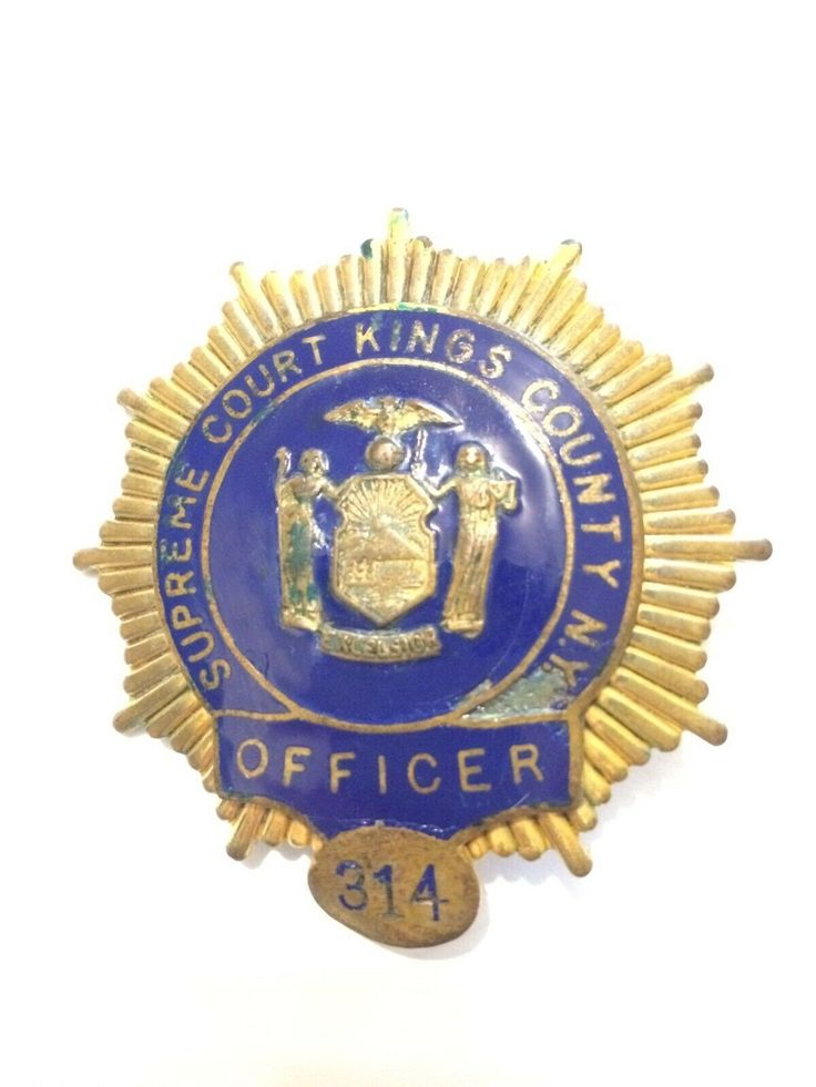 Officer, Supreme Court, Kings County, NY Kings county