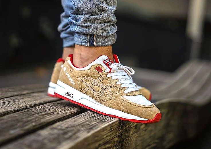 Chubster favourite ! - Coup de cœur du Chubster ! - shoes for men - chaussures pour homme - 24 Kilates x Asics Gel Lyte Speed 'San Fermin'