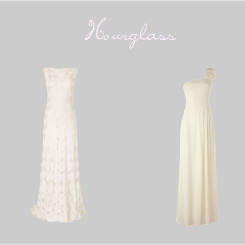 wedding gowns for hourglass shaped women hourglass pinterest