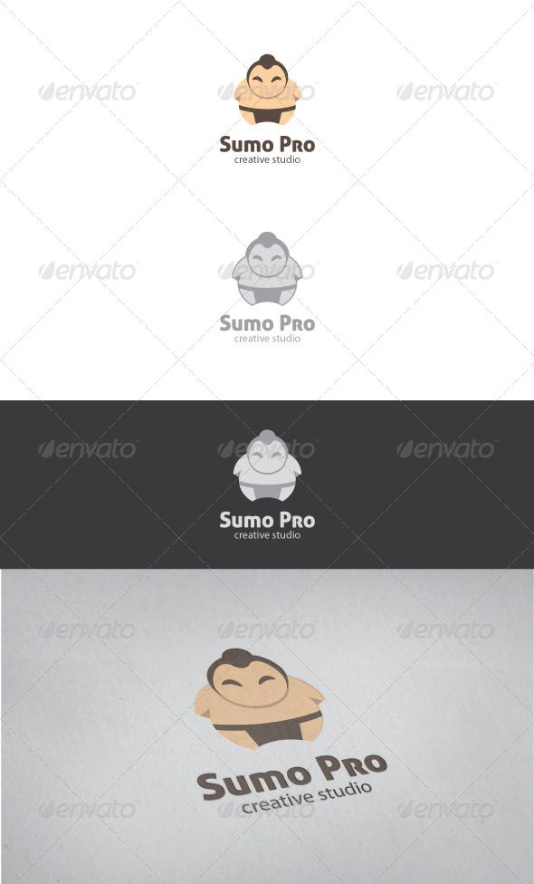 Sumo Pro Logo Template #GraphicRiver Sumo Pro Logo Template is An excellent logo template highly suitable for logo company, creative agency, Studio, Blog, Mascot, Asian, wrestling and sports related businesses. These files onsists of resizable vector format files like AI, EPS , and PDF . Also PSD format for raster version alternative. Font that used in this logo is Aller Display (free) can download here Created: 14March13 GraphicsFilesIncluded: PhotoshopPSD #VectorEPS #AIIllustrator Layered…