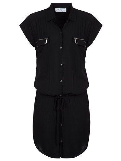 Kaporal CARLEYE Sukienka koszulowa czarny