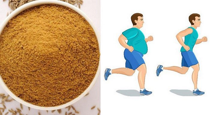 Torne a perda de peso 2 vezes mais rápida apenas com 1 colher de chá deste…