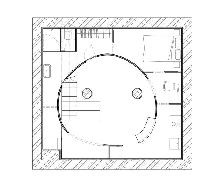 Raúl Sánchez, José Hevia · Apartment Tibbaut