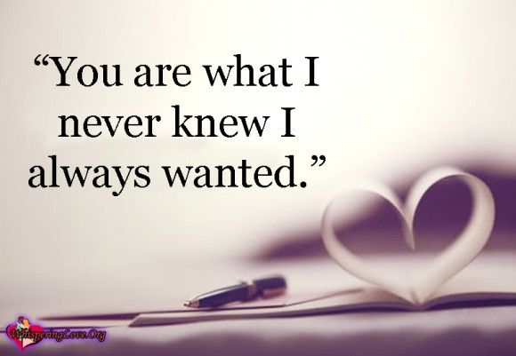 What I Never Knew I Always Wanted ~ Carrie Underwood