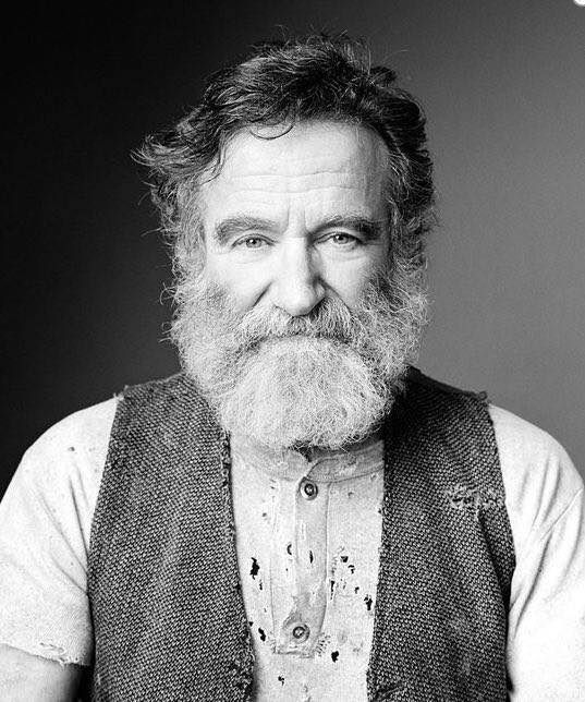 """I used to think the worst thing in life is to end up all alone. It's not. The worst thing in life is to end up with people who make you feel all alone."" - Robin Williams -"