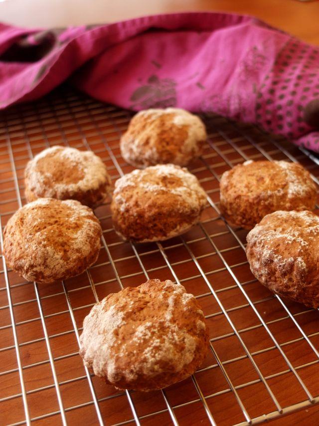 Healthy spelt curry scones #healthy #spelt #curry #scones #recipe
