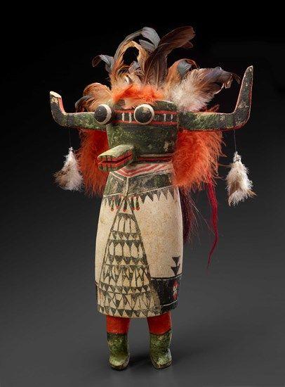 Sio Shalako Kachina | The Museum of Fine Arts, Houston