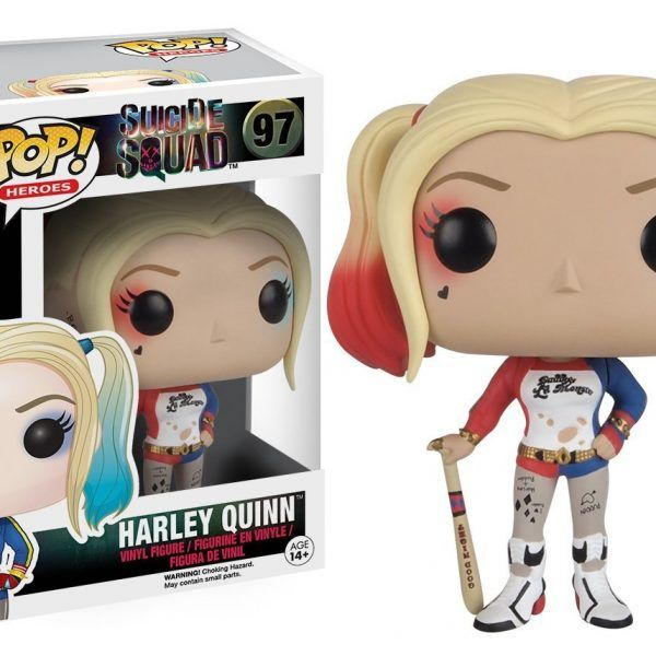Funko de Harley Quinn -