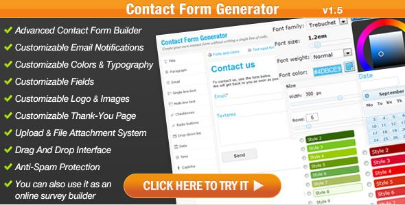 11 Useful PHP Form Builder Scripts