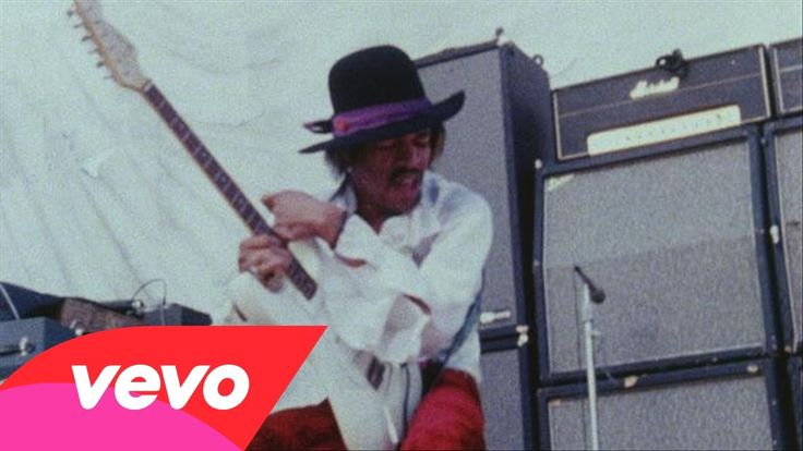 The Jimi Hendrix Experience - Foxey Lady (Miami Pop 1968)Happy Birthday Jimi! 11/27/2013