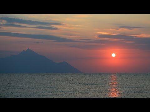 Море, песок и восходы солнца | Ситония Греция