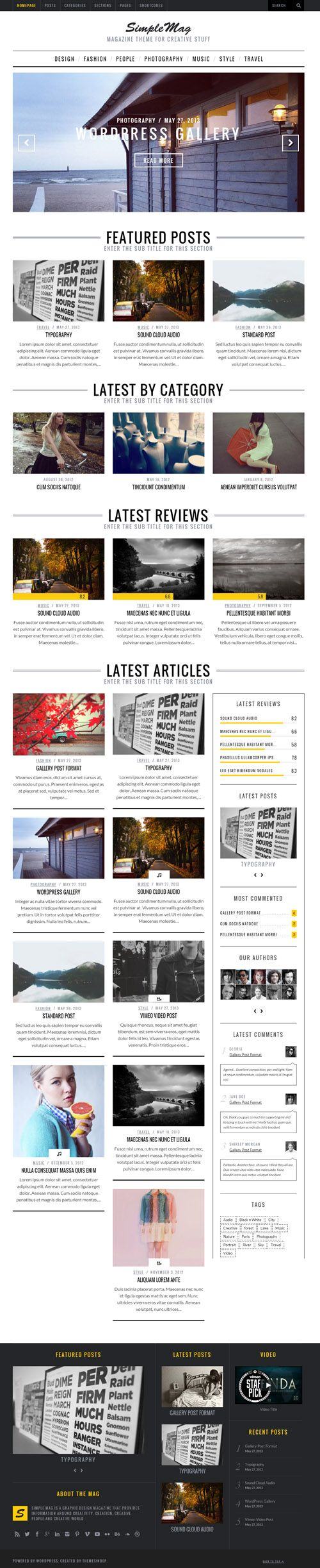 Best 25 Premium Wordpress Themes Ideas On Pinterest Wordpress