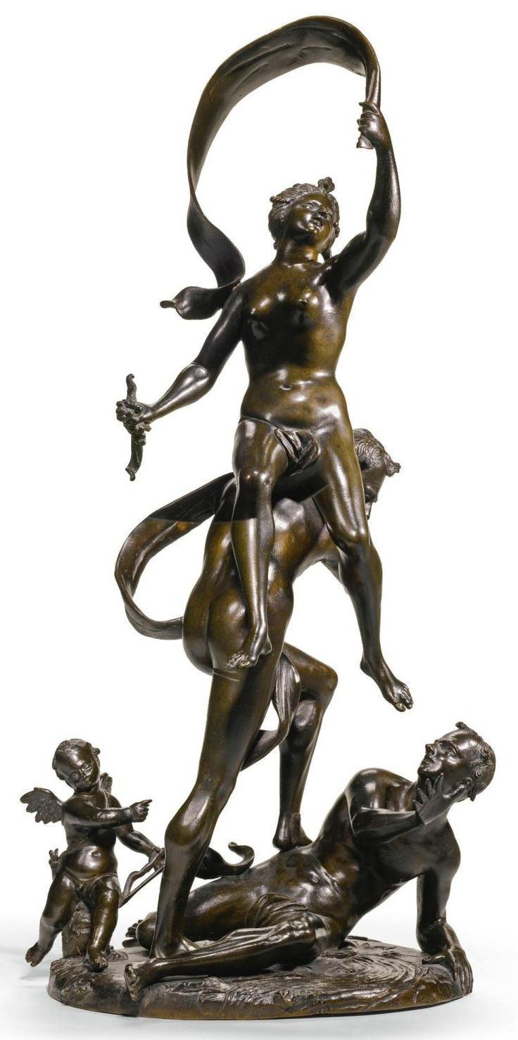 FRANCESCO BERTOS (1678-1741) ITALIAN, VENICE, FIRST HALF 18TH CENTURY   Allegory of Fortune.