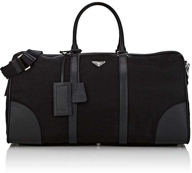 Prada Men's Duffel Bag