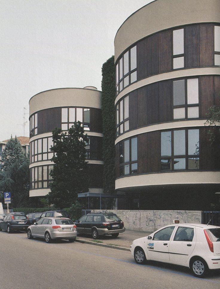Con bruno morassutti architetto edifici residenziali di for Angelo case mobili