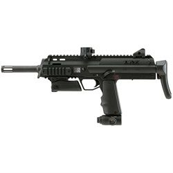 BT Paintball Tactical TM-7 Marker Gun - Black.