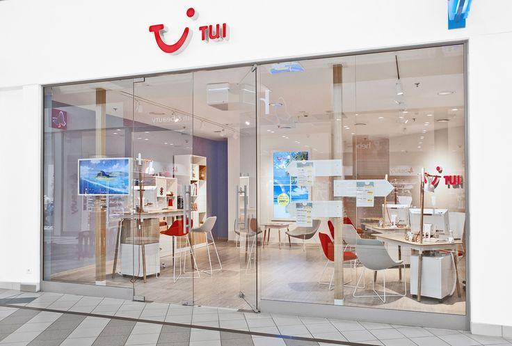 KDesign Architekci   TUI – nowy koncept biur podróży