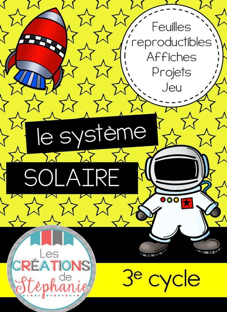 Le système solaire                                                       …