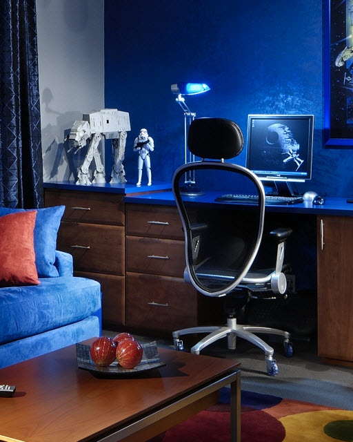 Home Design Ideas Classy: Geek Home Decor, Toss In Some Subtle Nerdiness.