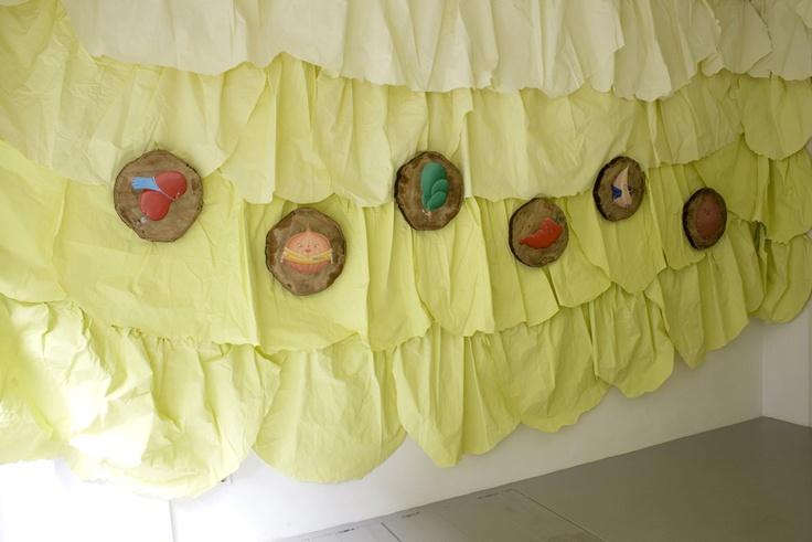 The secret life of vegetables, solo show, by Maria Imaginário 2012