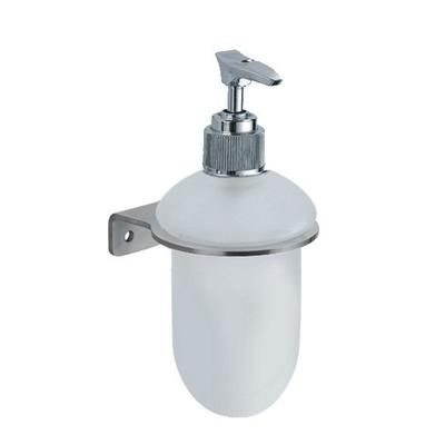 inoxia loft soaplotion dispenser in stainless the home depot