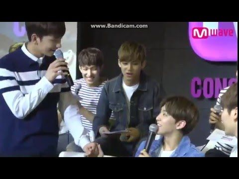 10:10 Hoshi 160523 [ENG SUB] SEVENTEEN Acting as Boyfriends with Angry Girlfriend (MEET & GREET) - YouTube