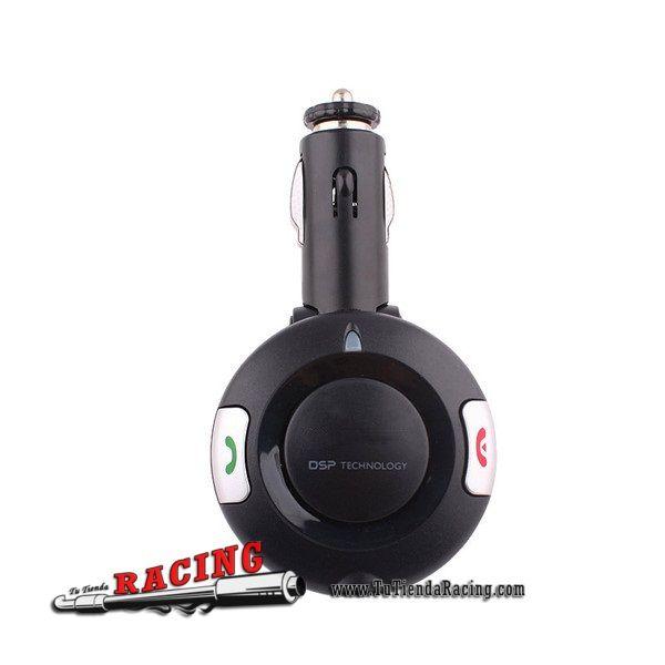 Manos Libres BT81 con Radio FM MP3 Bluetooth  para Coche Universal -- 14,62€