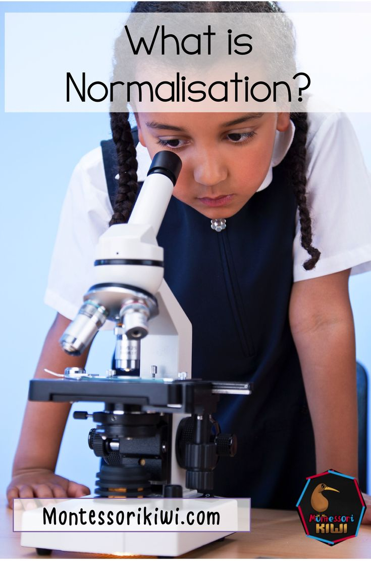What is normalisation in Montessori? How do we help children become normalised