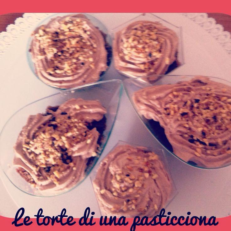 Morettini monoporzione, dolce al cucchiaio, dessert!!!
