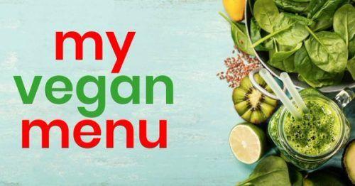 Vegan Daily Menu
