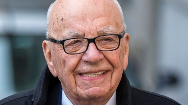 Rupert Murdoch's media empire in the US has siphoned off $4.5 billion of cash and shares from his Australian media businesses in the past two years, virtually tax free.