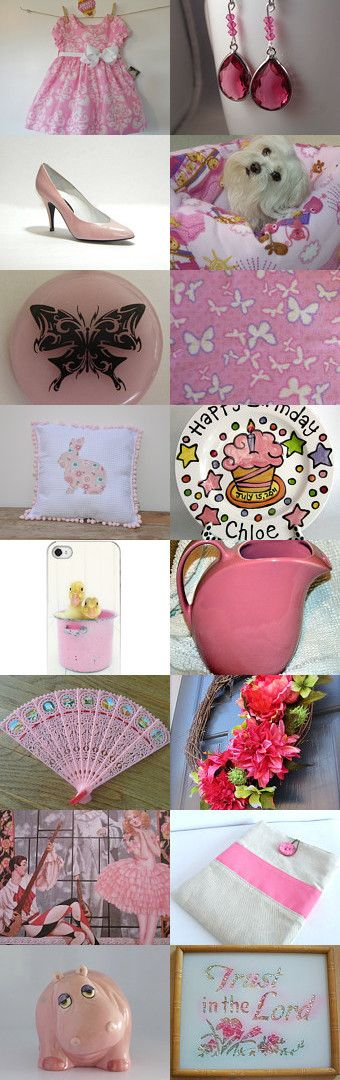 Pinkie Pie by Sarah Bennett on Etsy--Pinned with TreasuryPin.com