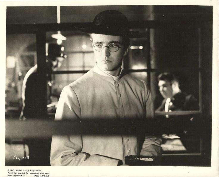 Robert Walker Jr. in The Ceremony (1963).