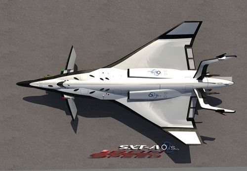 SXT-A, Iron Speed, future Aircraft, Space Tourism, Oscar ...