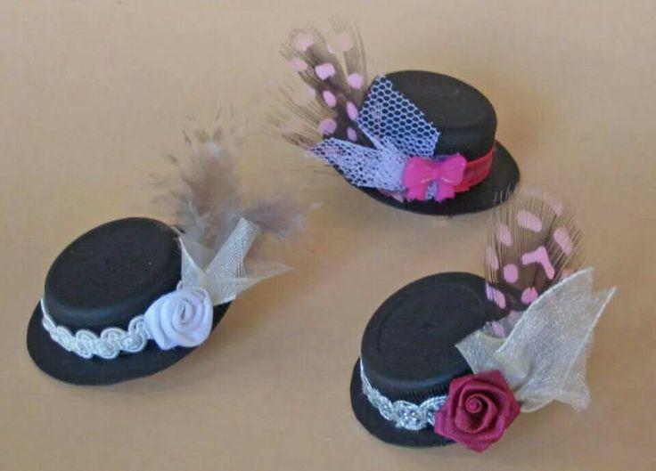 Mini chapeau
