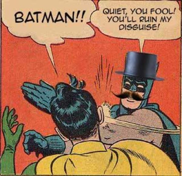 It's only may ! meme with the Batman Slapping Robin meme generator.  Discover more hilarious images, upload your own image, ...