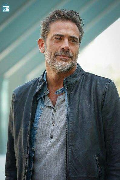 Jeffery Dean Morgan ages like fine wine and Richard Gere. The older he is, the better he gets.
