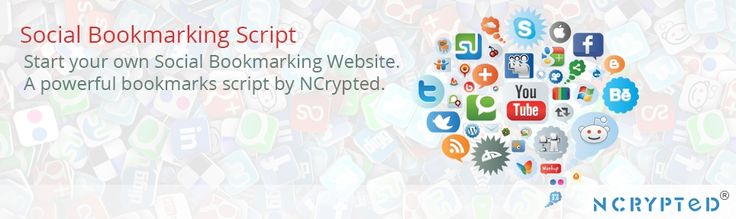 Social bookmarking sites allow people to share their content as well news amongst the group of friends and business partners. All of this can be shared according to categories and amongst the people globally. #Bookmarkscirpt