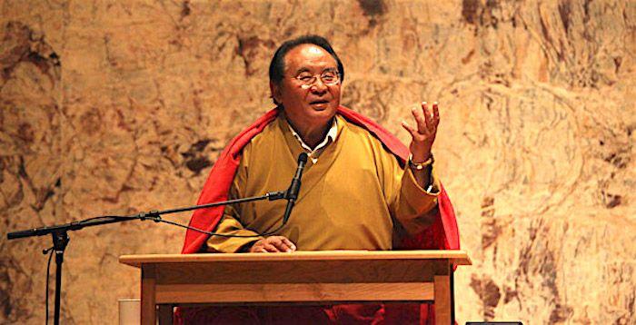 Manter-se ocupado é uma forma de preguiça: Sogyal Rinpoche e a evitação das nossas questões reais