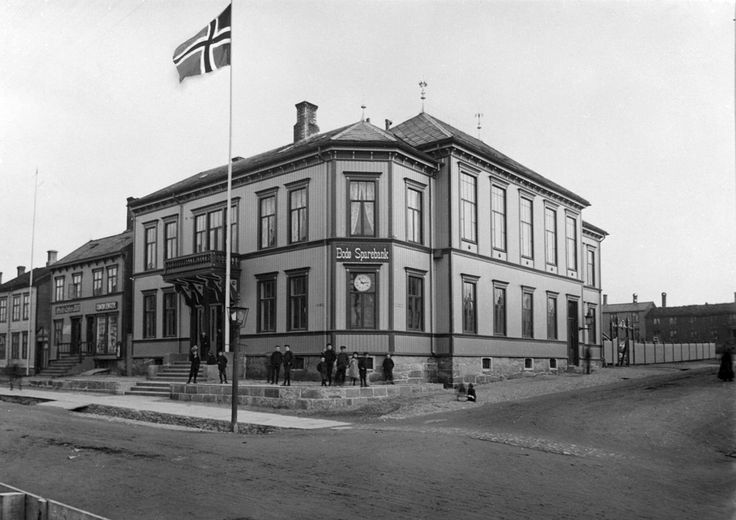 Bodø Sparebank 1905-1910