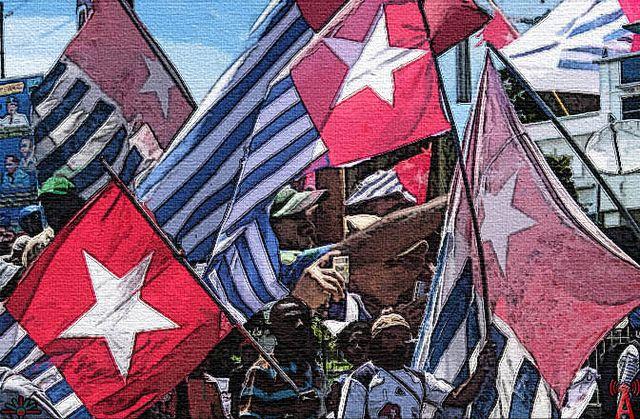 West Papuan Flag
