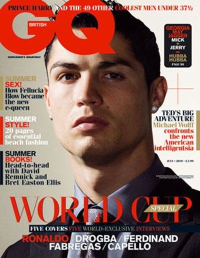 gq magazine cover template - ronaldo magazine cover football pinterest ronaldo