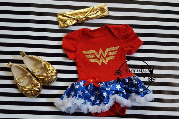 Halloween Costume Tutu  2pc Baby Girl Glitter di kennedyandkylie