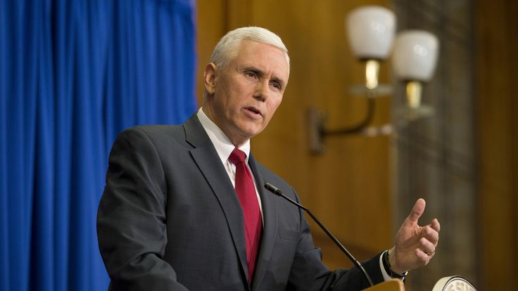 Prior to becoming Indiana's governor, Pence served in Congress for 12 years, where he pursued a staunchly conservative agenda.