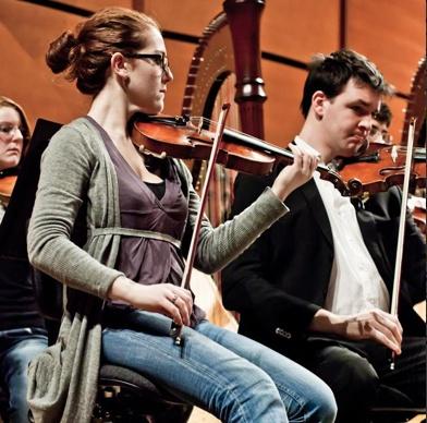 Concerti dell'Orchestra Statale di Milano. Foto di Gianpaolo Parodi/Istituto Italiano della Fotografia.